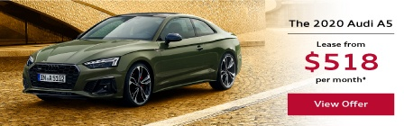 August A5 Sportback Promo